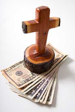 open a church investment account