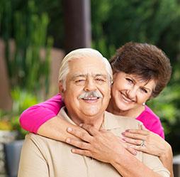 Church Senior Couple
